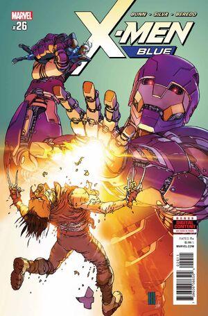 X-Men Blue Vol 1 26