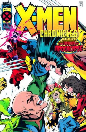 X-Men Chronicles Vol 1 1