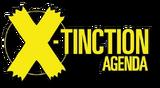 X-Tinction Agenda Secret Wars (2015) logo
