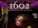 1602 Witch Hunter Angela TPB Vol 1 1
