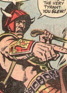 Alecto (Red Slayer) (Earth-616) from Kull the Conqueror Vol 1 1 0001