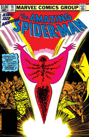 Amazing Spider-Man Annual Vol 1 16