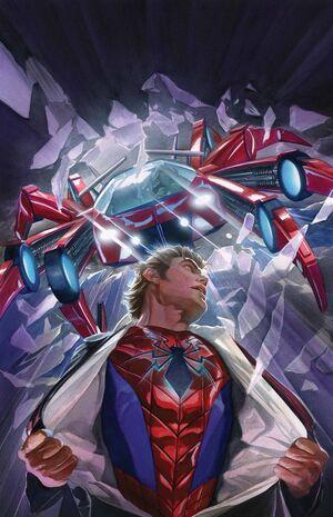 Amazing Spider-Man Vol 4 8 Textless