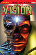 Avengers Icons The Vision Vol 1 1