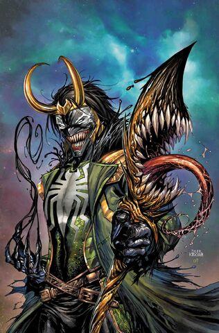 File:Avengers Vol 7 11 Venomized Loki Variant Textless.jpg