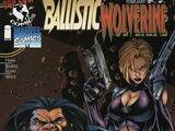 Ballistic/Wolverine Vol 1 1