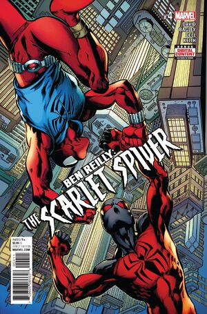 Ben Reilly Scarlet Spider Vol 1 4