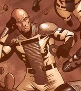 Charles Xavier (Earth-79596) from New Exiles Vol 1 12 001