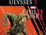 Civil War II: Ulysses Vol 1 3