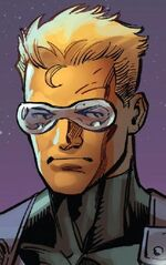 Clinton Barton (Prime) (Earth-61610) from Ultimate End Vol 1 1 003