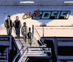 Club 2099 from Miles Morales Ultimate Spider-Man Vol 1 8 001