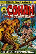 Conan the Barbarian Vol 1 28