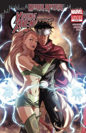 Dark Reign Young Avengers Vol 1 4