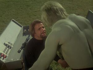 David Banner (Earth-400005) from The Incredible Hulk (TV series) Season 4 6 001