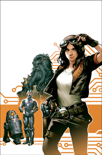 Doctor Aphra Vol 1 1 Textless