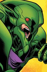 Green Goblin (Actor) (Earth-1036) from Web Warriors Vol 1 10 001