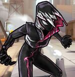 Gwendolyn Stacy (Earth-TRN461) from Spider-Man Unlimited (video game) 003