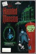 Haunted Mansion Vol 1 4 Action Figure Variant Textless