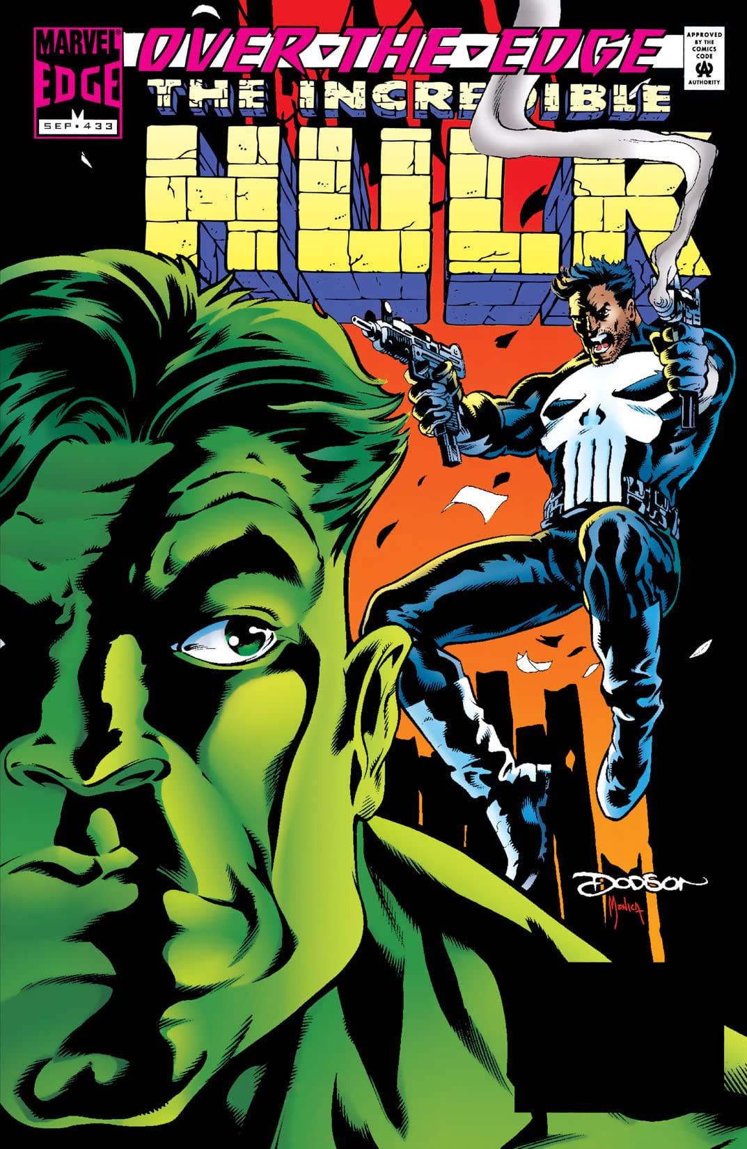 Incredible Hulk Vol 1 433