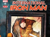 International Iron Man Vol 1 2