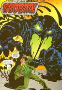 Krobaa (Earth-616) from Venom Seed of Darkness Vol 1 -1 0001