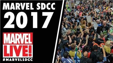 LEGO Marvel Super Heroes 2 Game Demo on Marvel LIVE! at San Diego Comic-Con 2017
