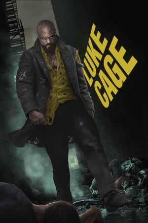 Luke Cage Vol 1 2 Textless