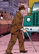 Maggie Farrell's father (Earth-616) from Daredevil The Man Without Fear Vol 1 1 001