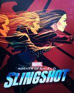 Marvel's Agents of S.H.I.E.L.D. Slingshot poster 001