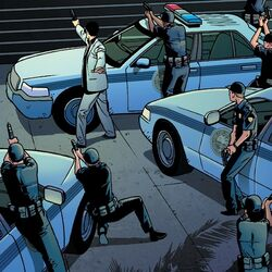 Miami Police Department (Earth-616) from Astonishing Ant-Man Vol 1 10
