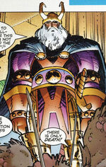 Odin Borson (Earth-9602) from Thorion of New Asgods Vol 1 1 0001