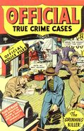 Official True Crime Cases Comics Vol 1 24