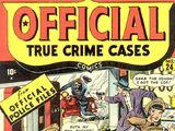 Official True Crime Cases Comics Vol 1 24