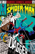 Peter Parker, The Spectacular Spider-Man Vol 1 64