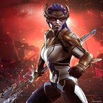 Proxima Midnight (Earth-TRN517) from Marvel Contest of Champions 002