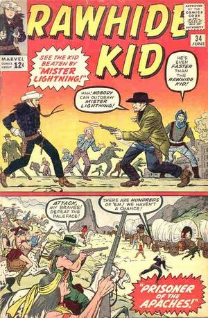 Rawhide Kid Vol 1 34