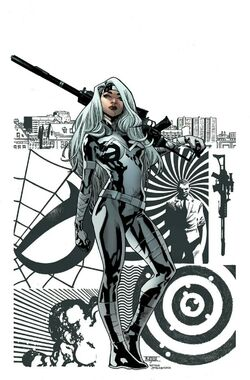 Silver Sable and the Wild Pack Vol 1 36 Textless