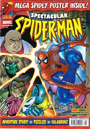 Spectacular Spider-Man (UK) Vol 1 90