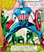 Steven Rogers (Earth-616) from Tales of Suspense Vol 1 60 0001