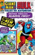 Tales to Astonish Vol 1 65
