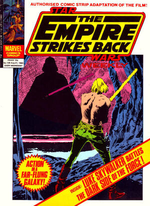 The Empire Strikes Back Weekly (UK) Vol 1 130