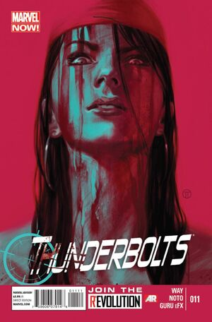 Thunderbolts Vol 2 11