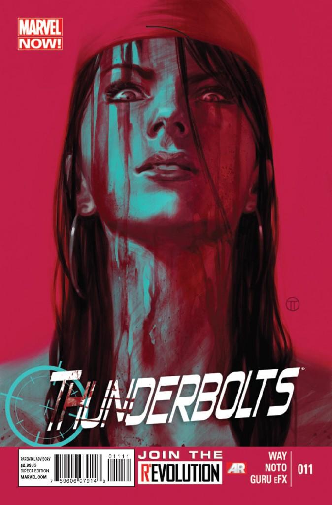 Thunderbolts Vol 2 11