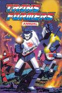 Transformers (UK) Annual Vol 1 1991