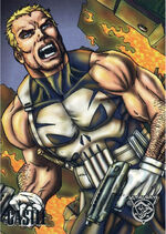Trevor Castle (Earth-9602) from Amalgam Comics (Trading Cards) 0001