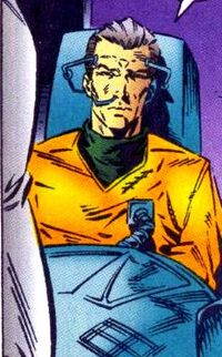 Tyler Stone (Earth-928) from Spider-Man 2099 Vol 1 41