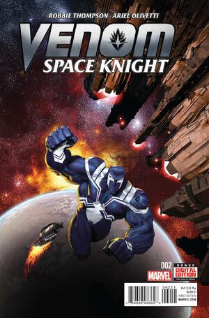 Venom Space Knight Vol 1 2