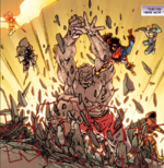 X-Men (Earth-24201) from X-Tinction Agenda Vol 1 3 001