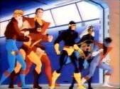 X-Men (Earth-652975) from Pryde of the X-Men Season 1 1 005