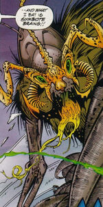 Xenophage from Venom The Hunted Vol 1 3 0001